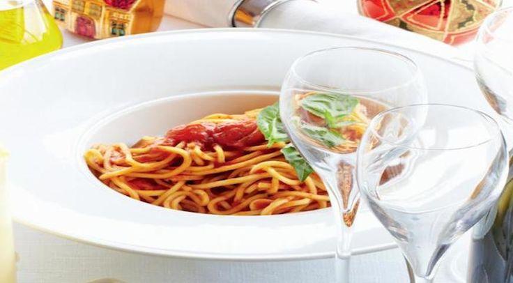 Спагетти по-неаполитански