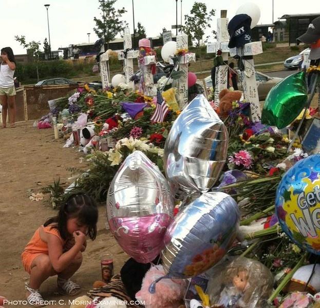 7/20 Memorial in #Aurora #CO #ExaminercomShoots 07202012, 720 Remember, 720 Memories