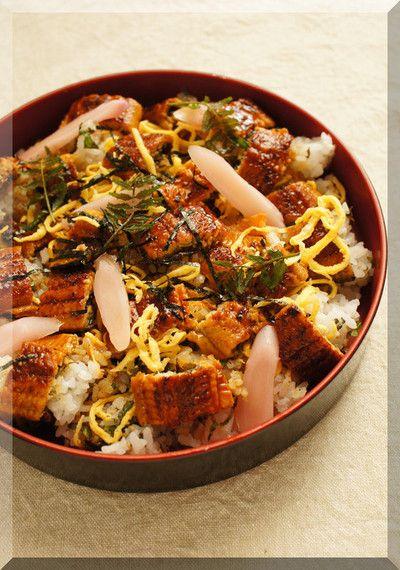 土用の丑の日 ♥ うなぎの散らし寿司♪ by Aliceさん | レシピブログ ...