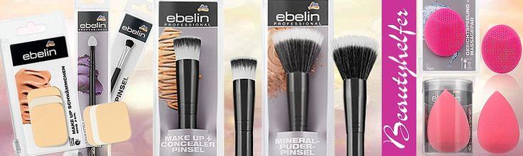 Günstige Kosmetikpinsel ! – Alle Infos zu den neuen ebelin Beautyhelfern http://www.beangel-beautyblog.de/guenstige-kosmetikpinsel-ebelin/