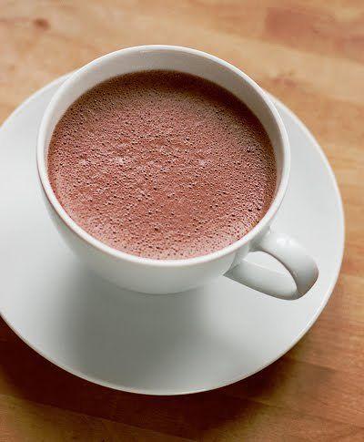 Forró csoki | Fűszer és Lélek