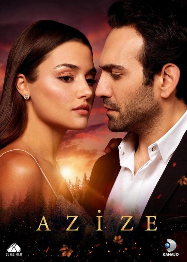 Hande Ercel And Bugra Gulsoy S New Turkish Drama Azize Drama Tv Series Turkish Film Handsome Celebrities