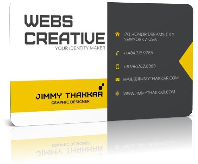 38 best web design mumbai india images on pinterest bombay cat business card by jimmy thakkar reheart Choice Image
