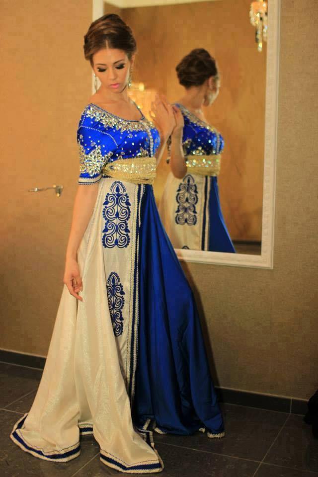 Caftan Marocain Rouge 2015 : Nouvelles Robes | Boutique Caftan Marocain