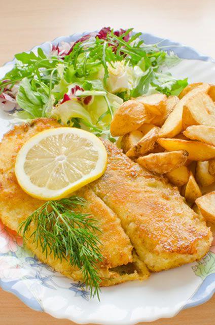 Filete de pescado ✿⊱╮