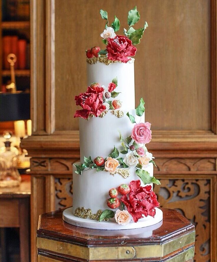 298 best images about celebration cake design ideas on pinterest owl cakes birthday cakes and princess carriage - Wedding Cake Design Ideas