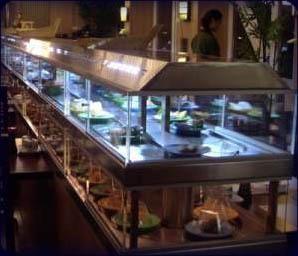 Tenmaya – gutes Running Sushi