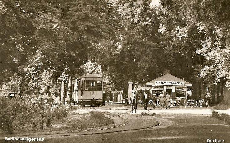Berlin-Heiligensee Strassenbahndepot