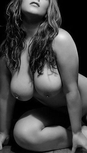 Classy plus size women nude