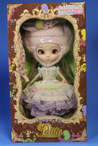 Pullip Dolls Kiyomi Beary Fairy Anime Fashion Pullip Doll P-057 Japanese Japan