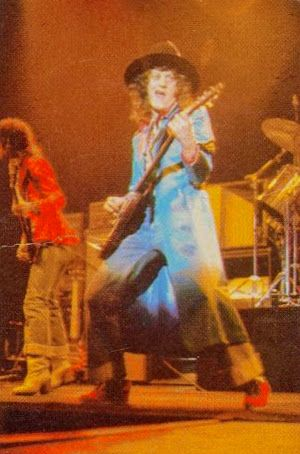 Noddy Holder 'live' 1978 #Slade #onstage #gig #70s