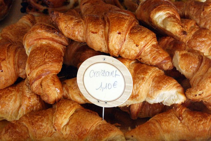 I Went on a Croissant Crawl to Find the Best in Paris #angelsfoodparadise