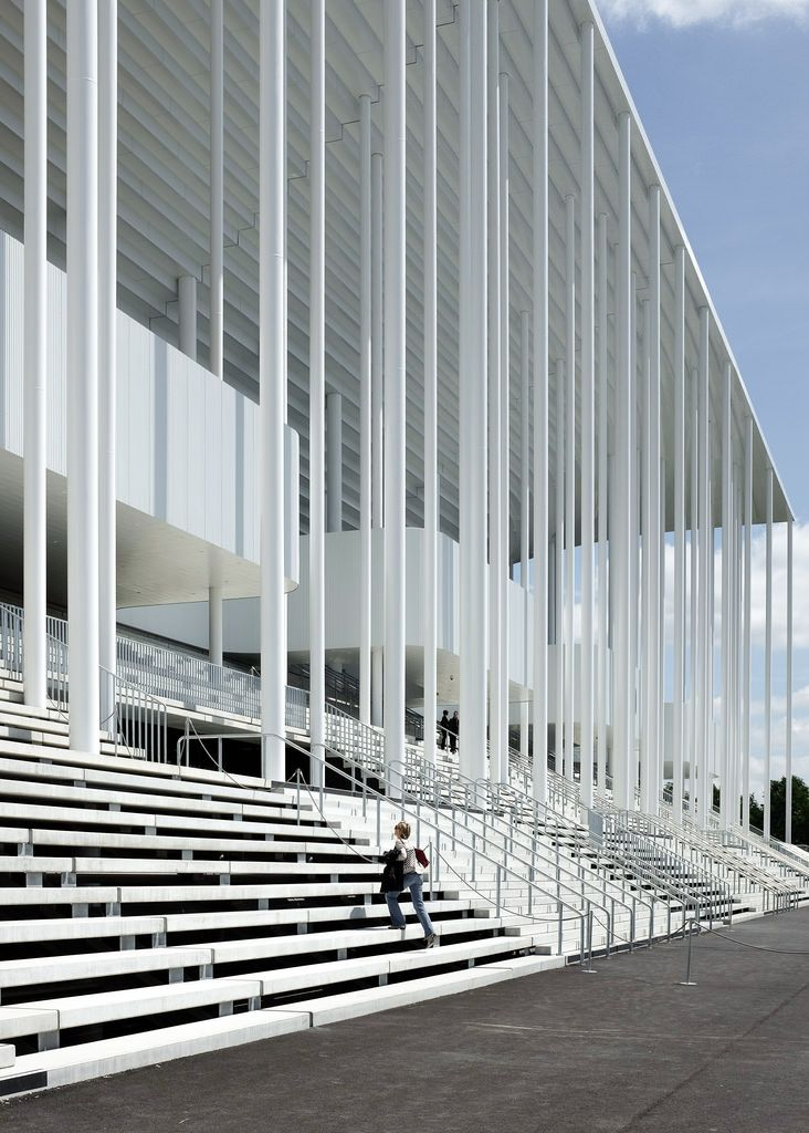 Nouveau Stade de Bordeaux | Bordeaux, France | Herzog & de Meuron | photo © JP2H