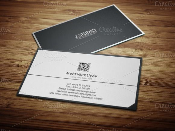 The 25+ best Qr code business card ideas on Pinterest Sample - business card sample