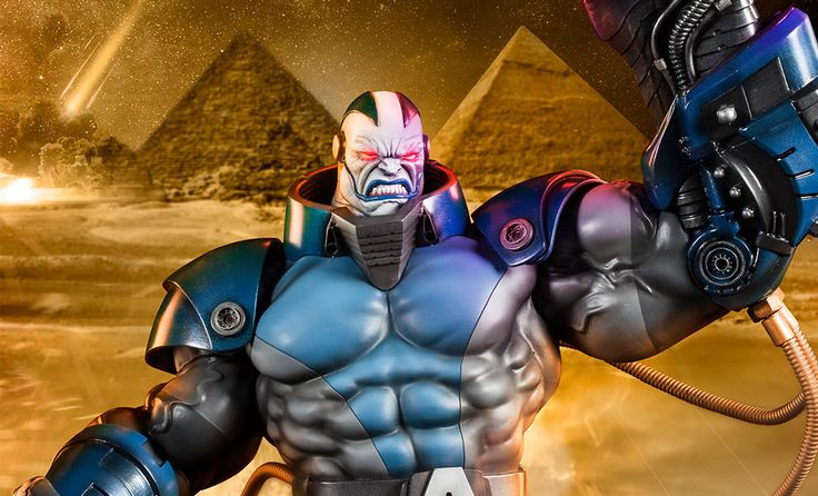 Share this with your friends and receive a $15 promo code. Click here to write your message. Marvel Apocalypse Premium Format™ Figure