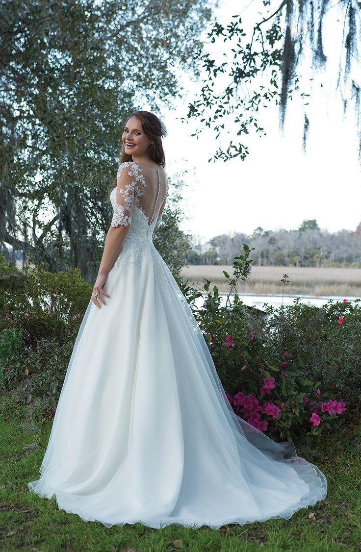 Mejores 14 imágenes de vestidos de novia en Pinterest | Vestidos de ...