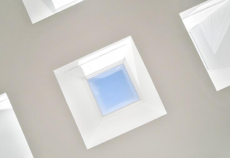 VELUX Flat roof light CFP/CVP