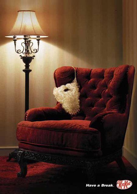 12 Creative Christmas Ads - Oddee.com