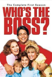 Tony Danza's second series! Tony Micelli moved daughter Samantha (Alyssa Milano) from Noo Yawk to suburban Connecticut, where Angela Bower (Judith Light), son Jonathan (Danny Pinaturo) and grandma Mona (Katherine Helmond) intended to be a more positive influence and he applied to be their housekeeper.
