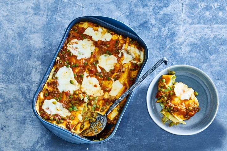 Romige lasagne op z'n allerlekkerst - Recept - Allerhande