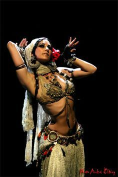 Rachel Brice. costume inspiration for bellydance
