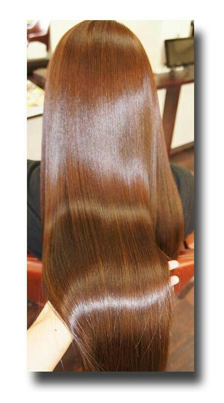 how to make hair long and silky naturally