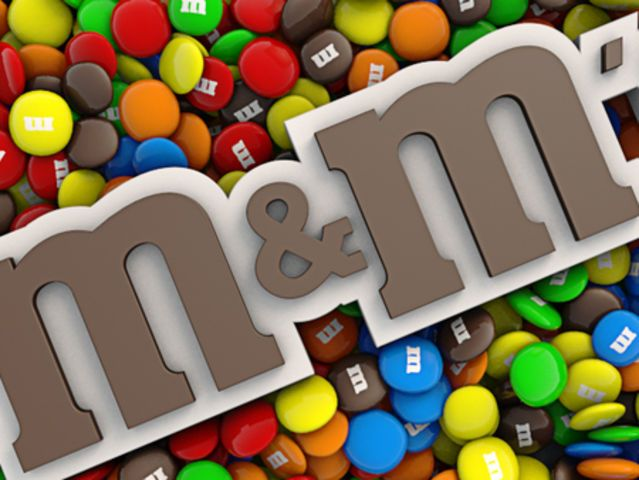 "I got: M&M""s! What type of candy are you?"