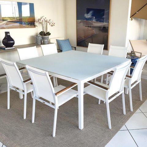 Mesa de Comedor Lisbon, exclusivo de Sindo Outdoor.  #sindo #sindolove #sindooutdoor