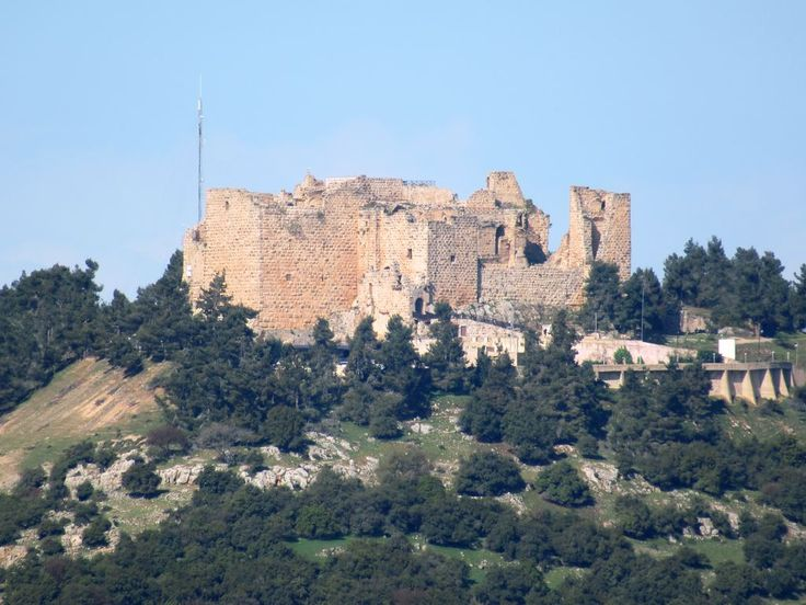 Qa'lat ar-Rabad (1184) on a hilltop at Ajloun is one of the only medieval castles in Jordan built by the Arabs. Its purpose was to limit the expansion of Crusader territory.