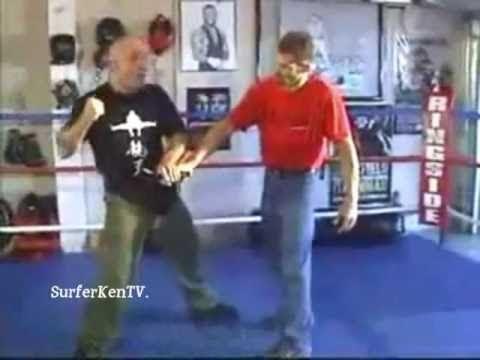 Bas Rutten How to Win in a Bar/Street Fight