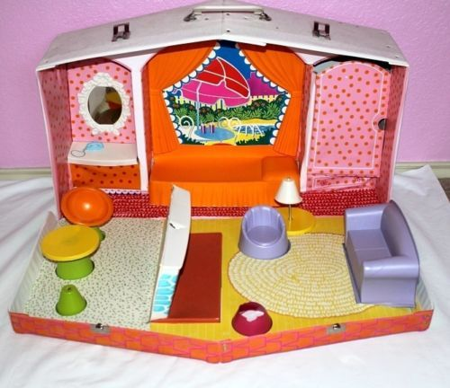 Vintage Barbie Furniture And Accessories