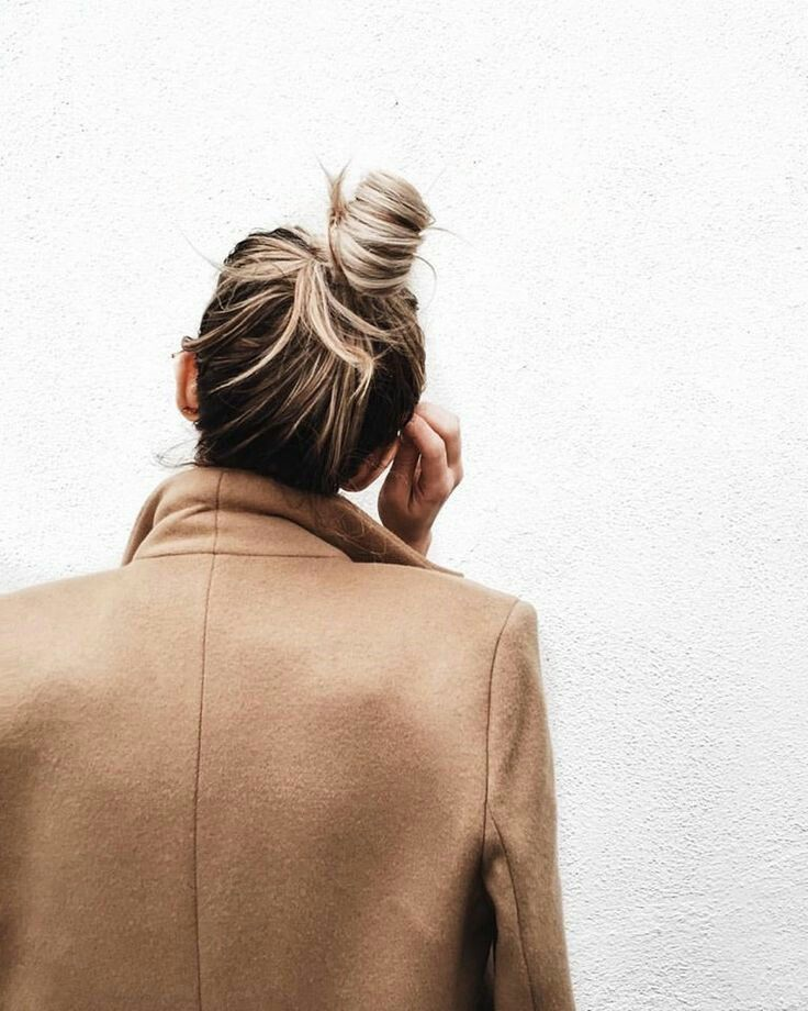love the high pony tail #hair #style