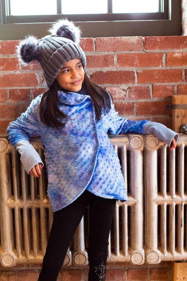 Bubble Wrap Jacket - Frozen Tie Dye #Tween #limeapple #tweengift #backtoschool