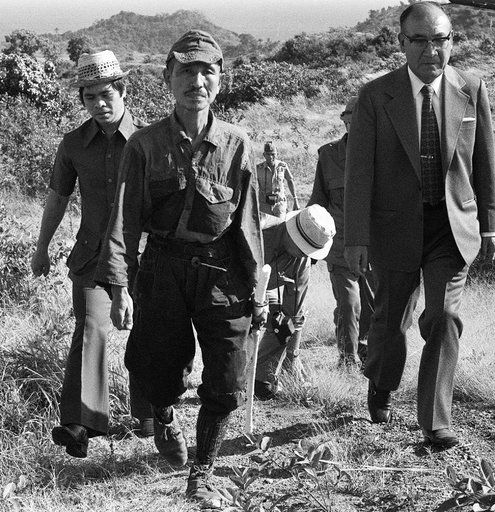"""""""Television may be convenient but it has no influence on my life"""" - Hiroo Onoda, Soldier Who Hid in Jungle for Decades, Dies at 91 - NYTimes.com"""