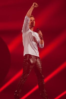 Måns Zelmerlöw 2015 Eurovision Winner