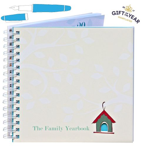 The Family Yearbook - Create Your Own Family Tradition