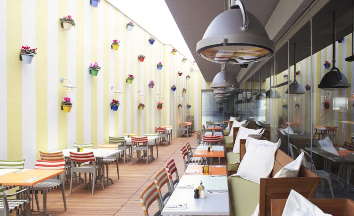 Mama Shelter opens in Istanbul