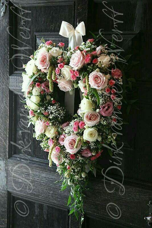 What a lovely wreath