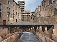 Ruta de Barcino (Barcelona romana)-Visita guiada | Arqueología de Egipto