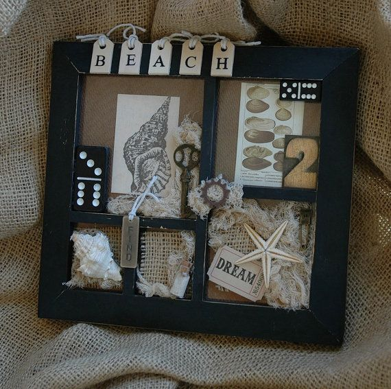 Beach Themed Shadow Box Ideas: 17 Best Images About Shadow Box Ideas On Pinterest