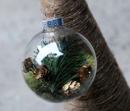 Otthon és dekor: Üveggömbök díszítése