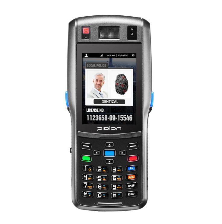 Windows Embedded Handheld 6.5  25-key Numeric or 42-key QWERTY backlit keypad  Integrated 2″ or 3″ thermal printer