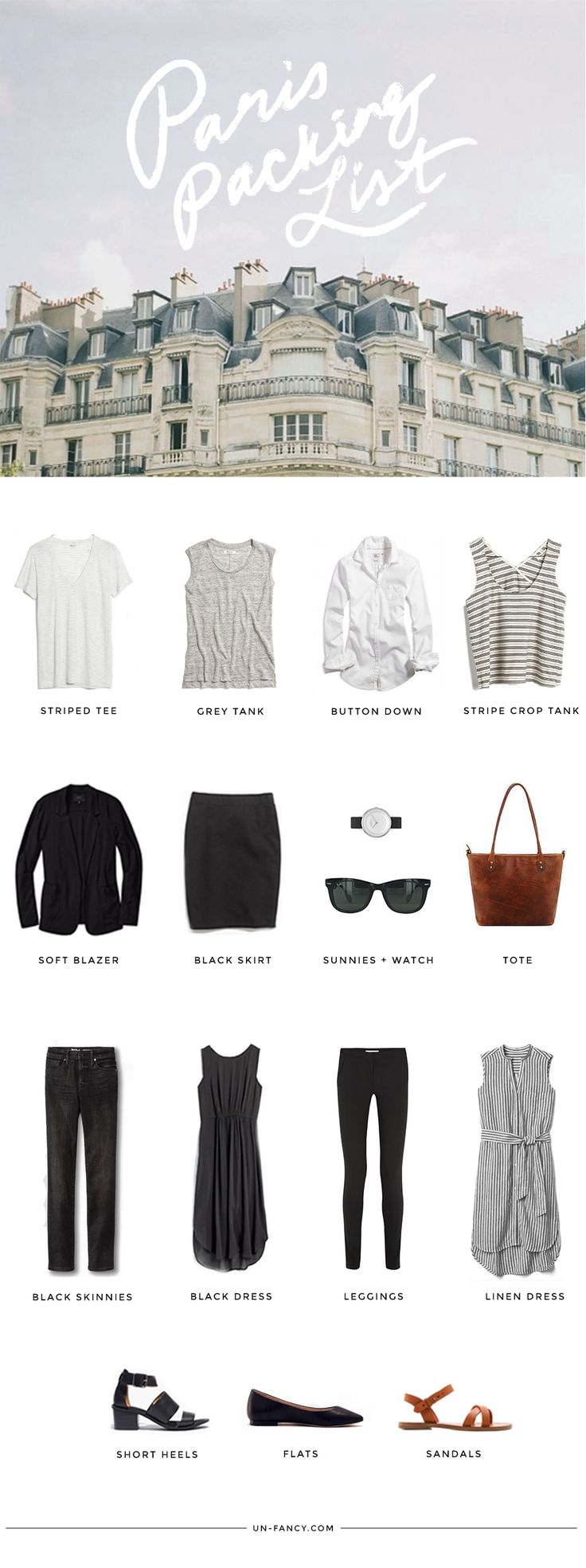 PARIS: what I packed what I wore (plus a few spots to add to your travel bucket list!)
