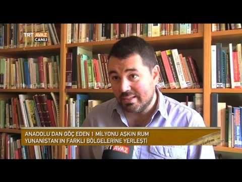 Türkiye'den Yunanistan'a Göç Eden Bir Rum Ailenin Hikayesi - Devrialem - TRT Avaz - YouTube