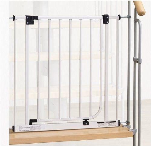 Aus der Kategorie Barrieren  gibt es, zum Preis von EUR 59,99  <b> Treppenschutzgitter EasyStep + Y Adapter</b><br><br><li> Inkl. 2 Y-Adapter für Geländer, links oder rechts einsetzbar</li><br><li>Individuelle Anpassung an Wand / Zarge / Treppe ohne Bohren</li><br><li>Durch Wenden links- oder rechtsöffnend einsetzbar</li><br><li>Tür schließt und verriegelt automatisch - Autoclose</li><br><li>Lässt sich immer in Laufrichtung öffnen</li><br><li>Tür lässt sich bequem einhändig öffnen und wieder…