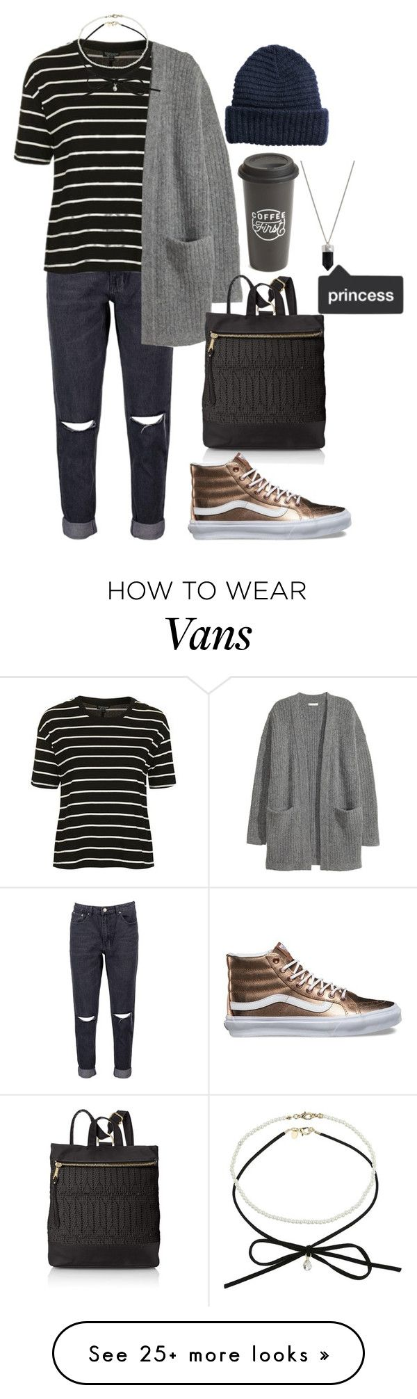 """""""all we know"""" by darling-ange1 on Polyvore featuring Boohoo, Topshop, Miss Selfridge, Poverty Flats, The Created Co., Vans, H&M and MTWTFSS Weekday"""