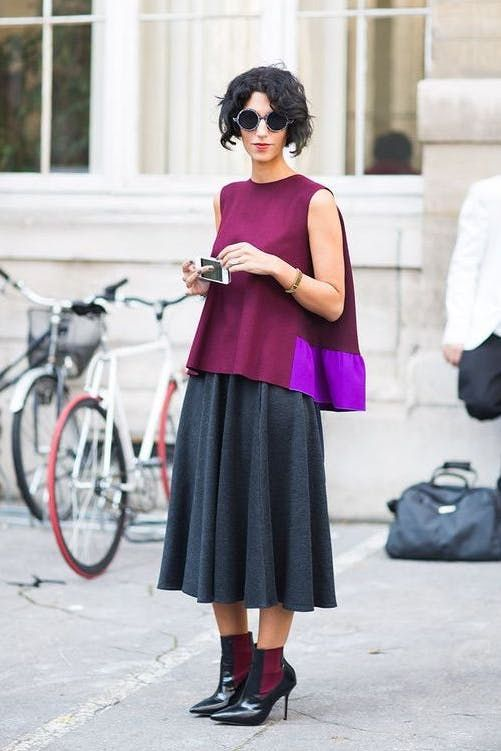 30 Transitional Outfit Ideas for Every Day This September via @PureWow