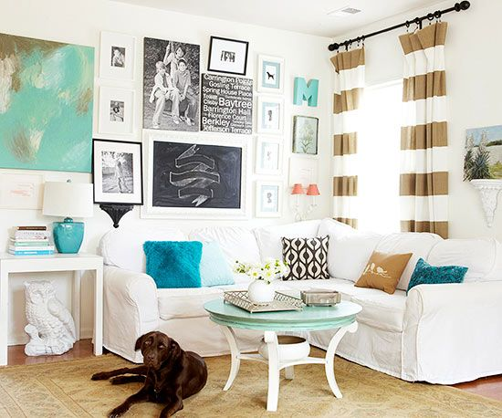 budget living room ideas - Living Room Decorations On A Budget