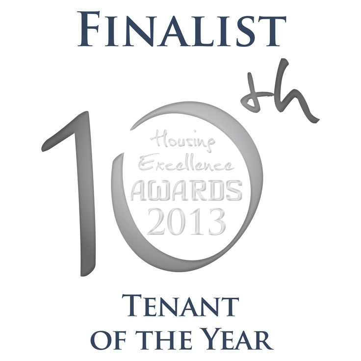 John Fleming from Kirkby has been shortlisted for 'Tenant of the Year' at the Housing Excellence Awards 2013!