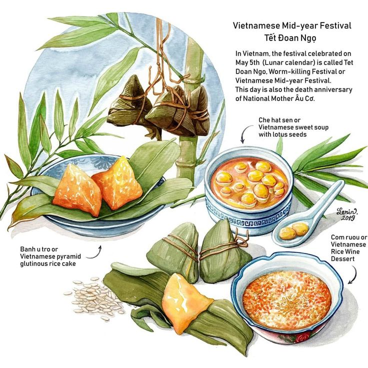 "on Instagram ""Happy Vietnamese halfyear festival, M"